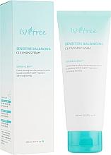 Kup Równoważąca pianka do skóry wrażliwej - IsNtree Sensitive Balancing Cleansing Foam
