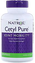 Kup Kompleks mirysteinianu cetylu w kapsułkach - Natrol Cetyl Pure Joint Mobility