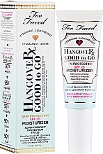 Kup Nawilżający krem do twarzy SPF 25 - Too Faced Hangover Good to Go Skin Protecting Moisturizer