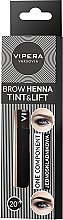 Kup Jednoskładnikowa henna do brwi - Vipera Tint&Lift Brow Henna