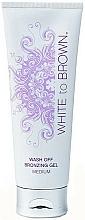 Kup Samoopalający żel do ciała - White To Brown One Day Tan White