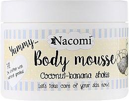 Kup Mus do ciała Shake kokosowo-bananowy - Nacomi Body Mousse