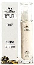 Kup PRZECENA! Bursztynowy krem esencjonalny na dzień - SM Collection Crystal Amber Day Cream *