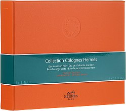 Hermes Collection Colognes - Zestaw (edc/4x15ml) — фото N2