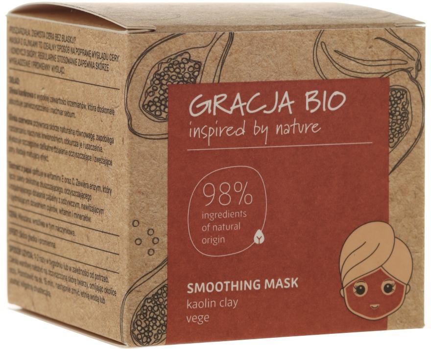 Wygładzająca maseczka do twarzy - Gracja Bio Smoothing Mask
