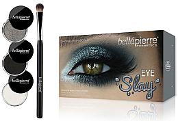 Kup PRZECENA! Zestaw do makijażu oczu - Bellapierre Eye Slay Kit Smoked *