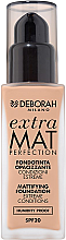 Kup Matujący podkład do twarzy - Deborah Extra Mat Perfection SPF 20