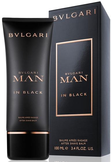 Bvlgari Man In Black - Balsam po goleniu — фото N1