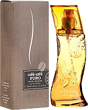 Kup Cafe Parfums Cafe-Cafe Puro Pour Homme - Woda toaletowa