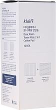Kup Płatki kosmetyczne - Klairs Toner Mate 2In1 Cotton Pad