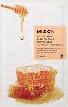 Kup Odżywcza maska na tkaninie z mleczkiem pszczelim - Mizon Joyful Time Essence Mask Royal Jelly