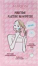 Kup Plasterki punktowe na wypryski - Marion
