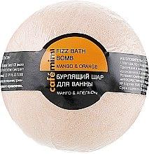 Kup Musująca kula do kąpieli Mango i pomarańcza - Cafe Mimi Bubble Ball Bath