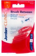 Kup Szczoteczki do przestrzeni międzyzębowych, 0,5 mm - Jordan Clinic Brush Between S Interdental Brushes
