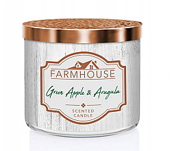 Kup Kringle Candle Farmhouse Green Apple Arugula - Świeca zapachowa