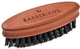 Kup Owalna szczotka do brody - Barberians. Beard Brush Oval