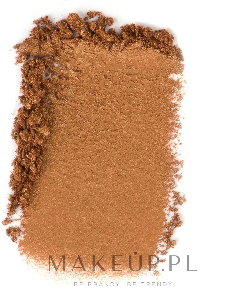 MTJ Makeup Frost Eyeshadow - Cień do powiek — фото Amber Night