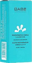 Kup Regenerujący olejek Róża muszkatołowa - Babe Laboratorios Regenerating Rosa Moschata Oil