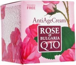 Kup Krem przeciw pierwszym zmarszczkom 30+ - BioFresh Rose of Bulgaria Day Cream Q10