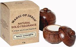Kup Naturalne perfumy w kremie, Nag Champa - Shamasa