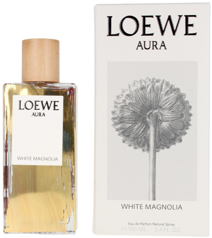 Loewe Aura White Magnolia - Woda perfumowana — фото N1