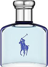 PRZECENA! Ralph Lauren Polo Ultra Blue - Woda toaletowa * — фото N1