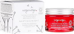 Kup Krem na noc z ekstraktem z żurawiny i kwasem hialuronowym - Uoga Uoga Hyaluronic Acid Night Cream