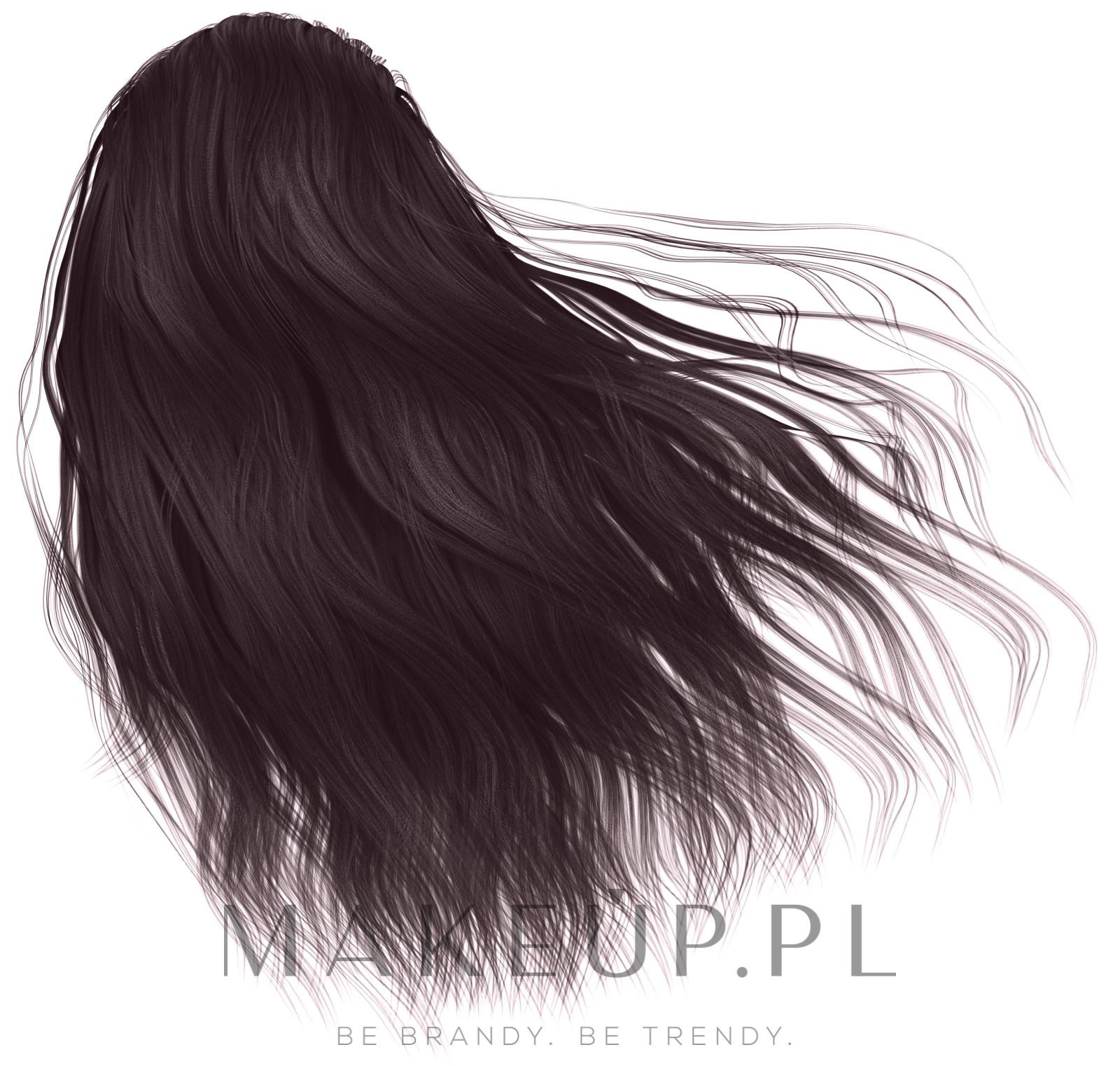 Intensywnie pielęgnująca farba do półtrwałej koloryzacji włosów - Wella Professionals Color Touch Plus — фото 33/06 - Naturalny fioletowy ciemny brąz