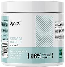 Kup Krem bazowy do ciała - Lynia Cream Base C Natural