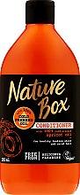 Kup Odżywka do włosów z olejem morelowym - Nature Box Apricot Oil Conditioner