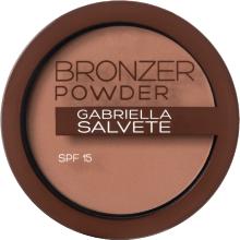 Kup Puder brązujący - Gabriella Salvete Bronzer Powder SPF15