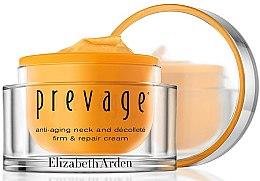 Naprawczy krem przeciwstarzeniowy do szyi i dekoltu - Elizabeth Arden Prevage Neck And Decollette Firm & Repair Cream — фото N4