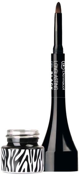 Eyeliner w żelu - Dermacol Long Lasting Gel