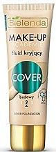 Kup Fuid kryjący - Bielenda Make-Up Academie Cover Fluid