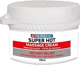 Kup Rozgrzewający krem do masażu ciała - Pasmedic Super Hot Massage Cream