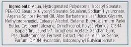 Naprawczy krem przeciwzmarszczkowy na noc - Dermedic Hydrain 3 Hialuro — фото N3