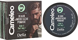 Kup Wosk do brody - Delia Cameleo Men Beard and Moustache Pomade