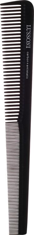 Grzebień do włosów - Lussoni CC 114 Barber Comb — фото N1