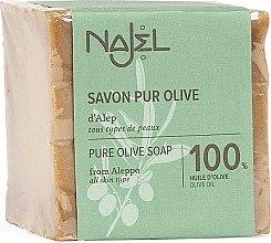 Kup Mydło oliwkowe 100% - Najel Pure Olive Soap From Aleppo