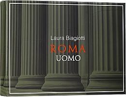 Kup Zestaw dla mężczyzn - Laura Biagiotti Roma Uomo (edt 125 ml + ash/balm 75 ml)