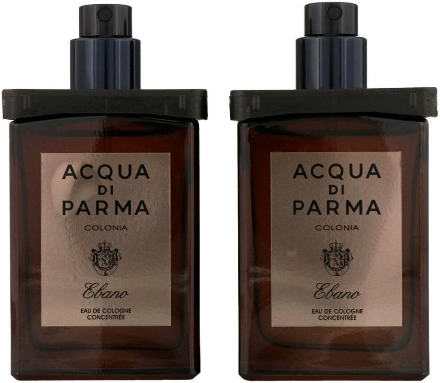 Acqua di Parma Colonia Ebano Travel Spray Refills - Zestaw (2 x edc/refill 30 ml) — фото N2