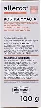 Kostka myjąca z emolientem - Allerco Emolienty Molecule Regen7 Soap — фото N2