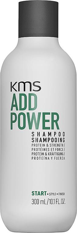 Szampon do włosów cienkich i słabych - KMS California Add Power Shampoo — фото N1