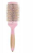 Kup PRZECENA! Okrągła szczotka do stylizacji włosów - Ilu Hair Brush BambooM Round 52 mm *