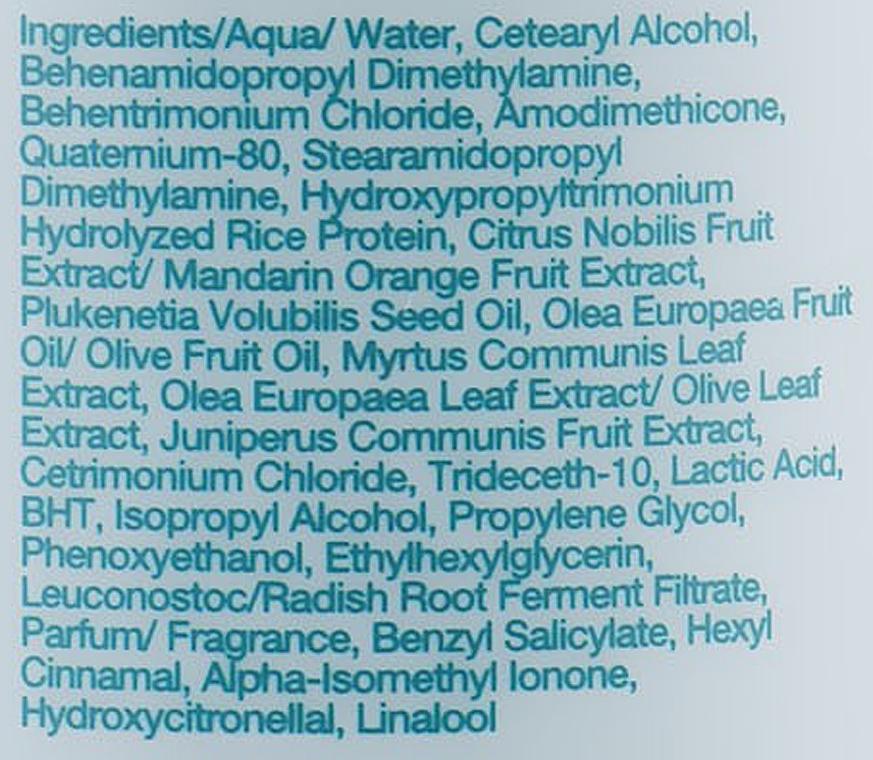Wygładzająca odżywka do włosów - Label.m Anti-Frizz Conditioner — фото N5