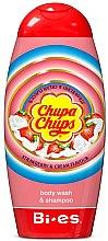 Kup Bi-es Chupa-Chups Strawberry - Żel do mycia ciała i szampon 2 w 1