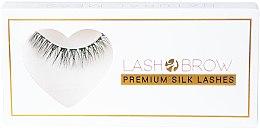 Kup Sztuczne rzęsy - Lash Brow Premium Silk Lashes Natural Mess