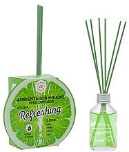 Kup Patyczki zapachowe Limonka - La Casa de Los Aromas Refreshing Lime