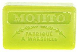 Kup Marsylskie mydło w kostce Mojito - Foufour Savonnette Marseillaise Mojito