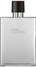 Hermes Terre D'Hermes Refillable Metal Natural Spray - Woda toaletowa (wymienny wkład) — фото N2
